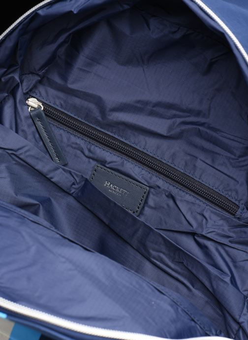 Sacs à dos Hackett London Ledbury Backpack Bleu vue derrière