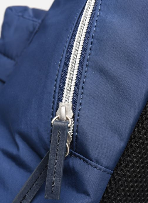 Sacs à dos Hackett London Ledbury Backpack Bleu vue gauche