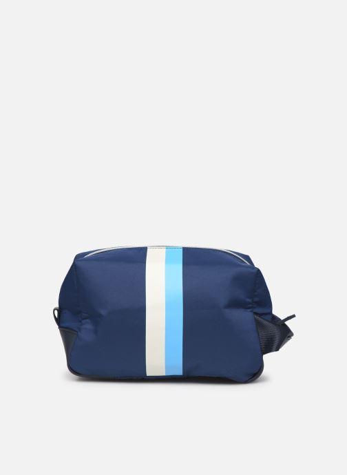 Bagages Hackett London Ledbury Washbag Bleu vue face