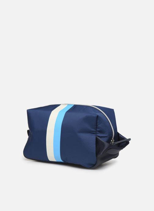 Bagages Hackett London Ledbury Washbag Bleu vue droite