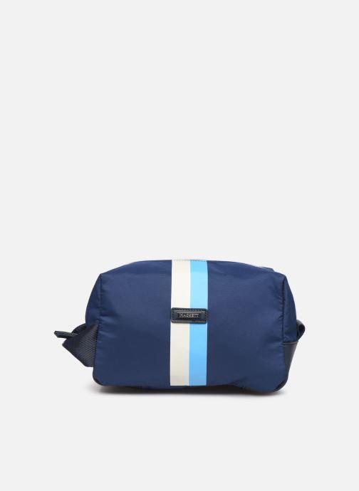 Bagages Hackett London Ledbury Washbag Bleu vue détail/paire