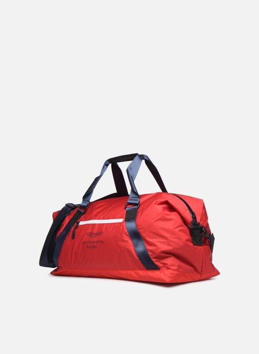 Sports bags Hackett London AMR 48 Holdall Red model view