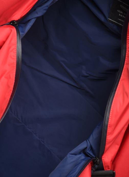 Sacs de sport Hackett London AMR 48 Holdall Rouge vue derrière