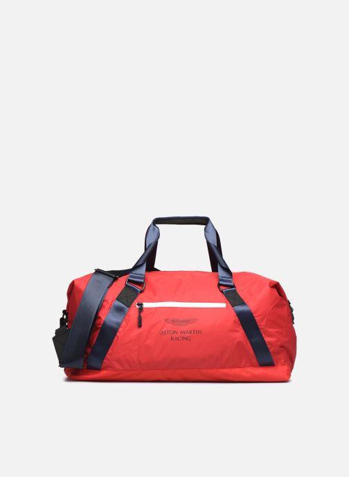 Sacs de sport Hackett London AMR 48 Holdall Rouge vue détail/paire