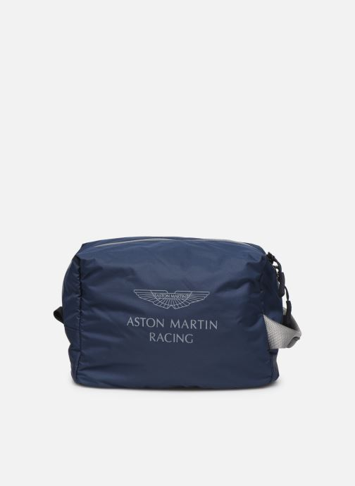 Bagages Hackett London AMR Washbag Bleu vue face