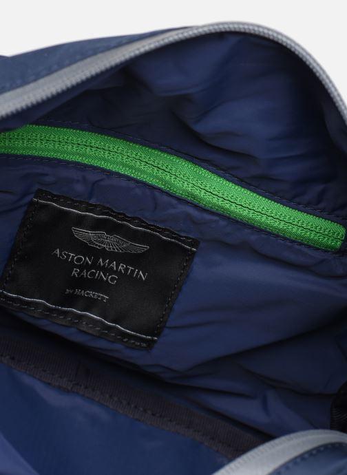 Bagages Hackett London AMR Washbag Bleu vue derrière