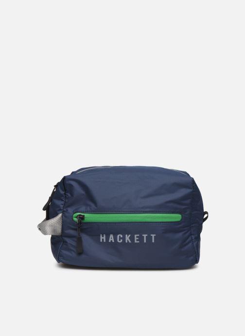 Bagages Hackett London AMR Washbag Bleu vue détail/paire