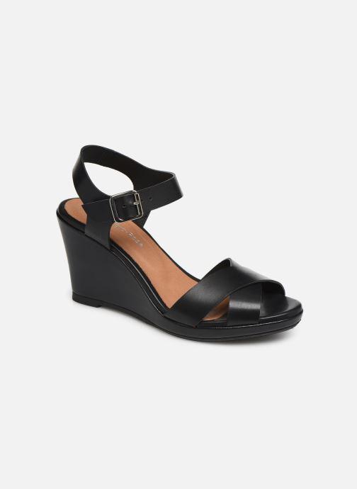 Sandales et nu-pieds Georgia Rose Esbloua Noir vue détail/paire