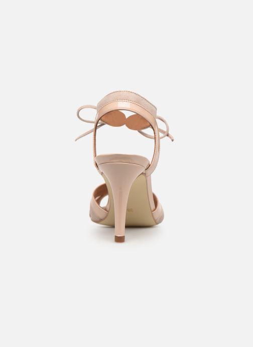 Sandales et nu-pieds Georgia Rose Eurydice Beige vue droite