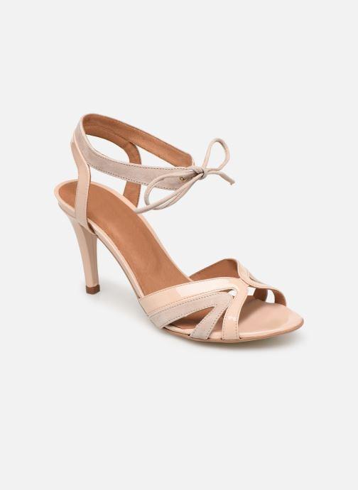 Sandales et nu-pieds Georgia Rose Eurydice Beige vue détail/paire