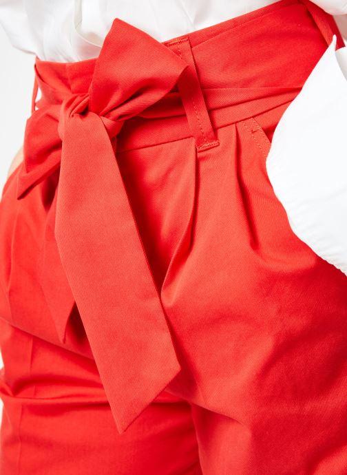 Vêtements Bensimon PANTALON BESNA Rouge vue face