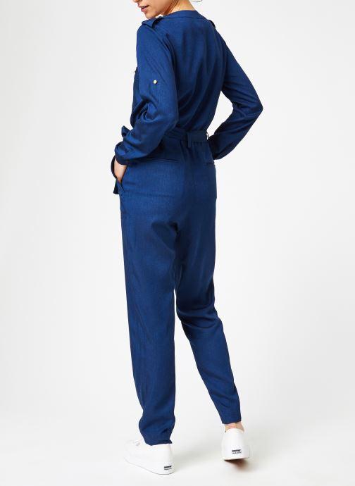 Vêtements Bensimon COMBI BALTUS Bleu vue portées chaussures