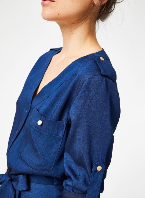 Vêtements Bensimon COMBI BALTUS Bleu vue face
