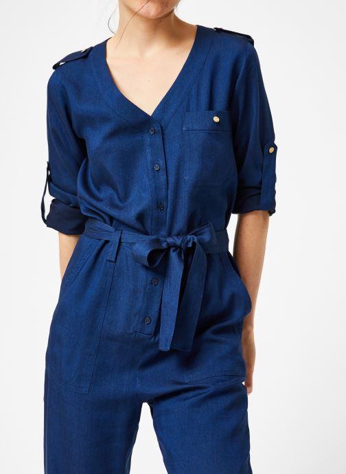 Vêtements Bensimon COMBI BALTUS Bleu vue détail/paire