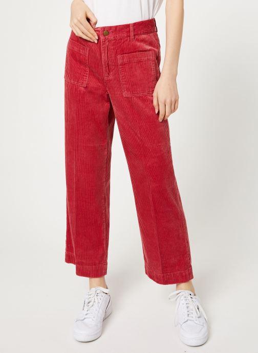 Vêtements Bensimon PANTALON BLUE Rouge vue détail/paire