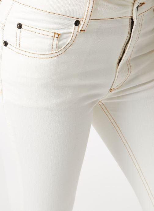 Vêtements Bensimon PANTALON TOOTHPICK Blanc vue face