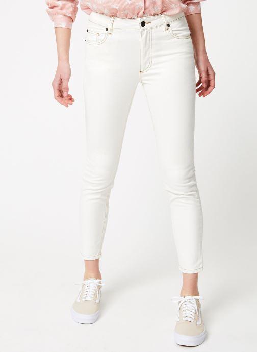 Vêtements Bensimon PANTALON TOOTHPICK Blanc vue détail/paire