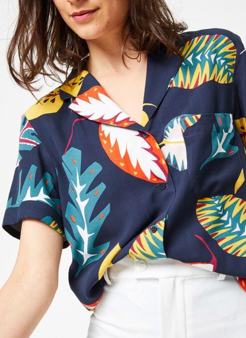 Vêtements Bensimon CHEMISE BELLINI Bleu vue détail/paire