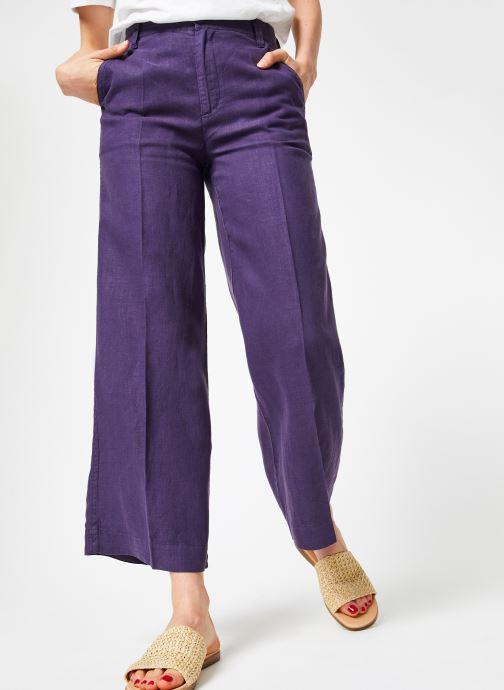 Vêtements Bensimon PANTALON BENJAMIN Bleu vue détail/paire