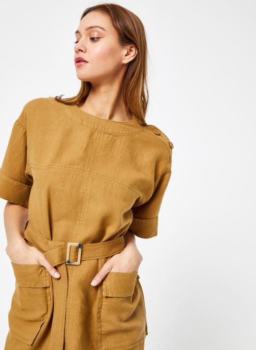 Vêtements Bensimon ROBE BABETH Marron vue détail/paire