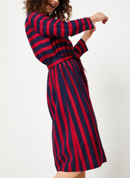 Vêtements Bensimon ROBE BALI Bleu vue détail/paire