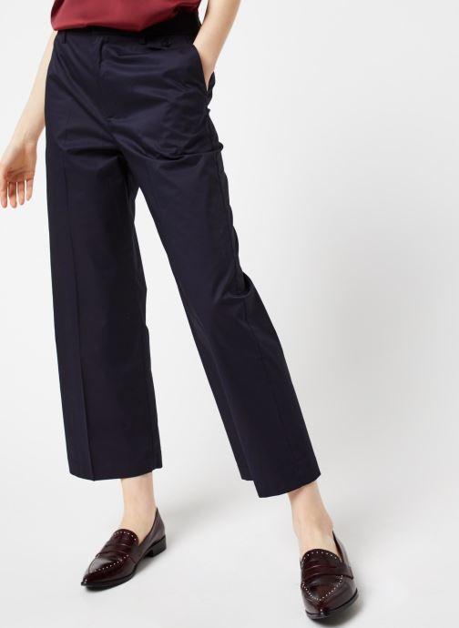 Vêtements Bensimon PANTALON BERTHUS Bleu vue détail/paire