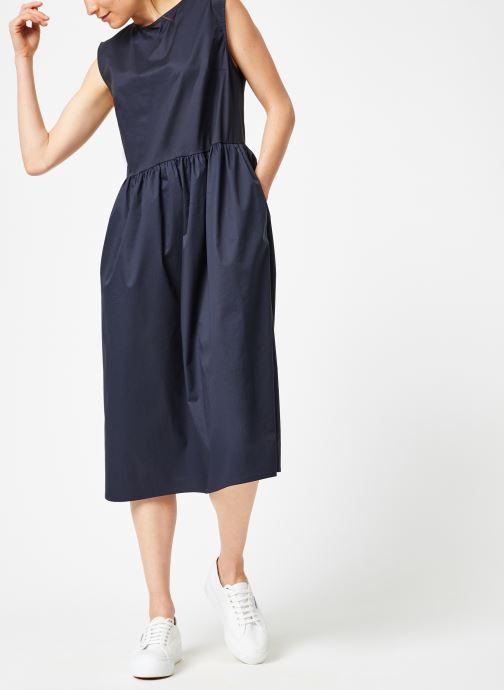 Vêtements Bensimon ROBE BERLIOZ Bleu vue bas / vue portée sac