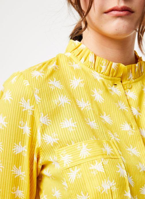 VêtementsChemises Chemise 249 Tops Balmier Citron Bensimon Et shQrCxtdB
