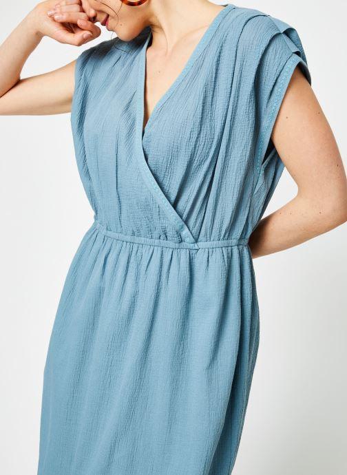 Vêtements Bensimon ROBE BENGAL Bleu vue droite