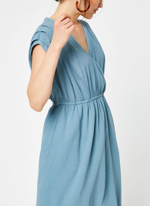 Vêtements Bensimon ROBE BENGAL Bleu vue détail/paire