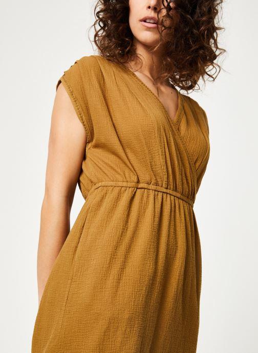 Vêtements Bensimon ROBE BENGAL Marron vue détail/paire