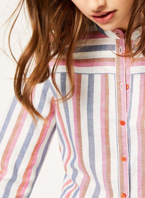 Vêtements Bensimon CHEMISE BACARAL Multicolore vue face