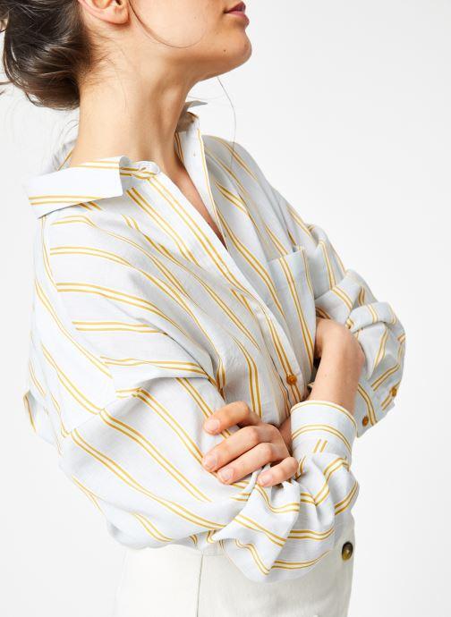 Vêtements Bensimon CHEMISE ANNICK Bleu vue détail/paire