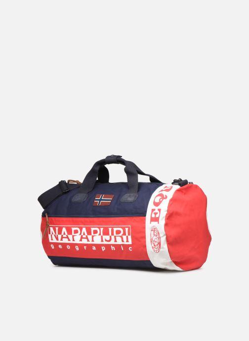 Sporttaschen Napapijri Sarov 1 blau schuhe getragen
