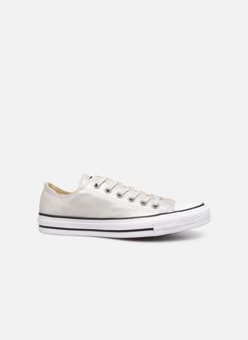 Sneaker Converse Chuck Taylor All Star Twilight Court Ox grau ansicht von hinten