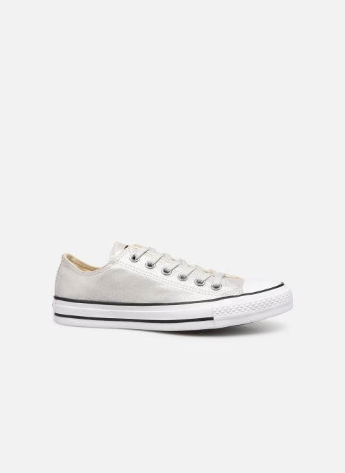 Trainers Converse Chuck Taylor All Star Twilight Court Ox Grey back view