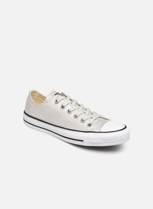 Trainers Converse Chuck Taylor All Star Twilight Court Ox Grey detailed view/ Pair view