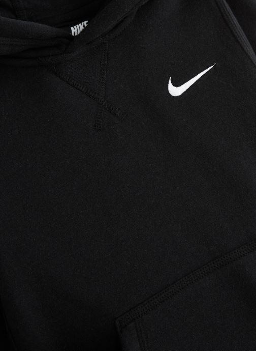 Vêtements Nike Nike Hoodie Ya76 Bf Oth Noir vue portées chaussures