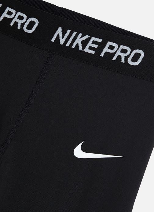 Vêtements Nike Nike Pro Cpri Noir vue portées chaussures