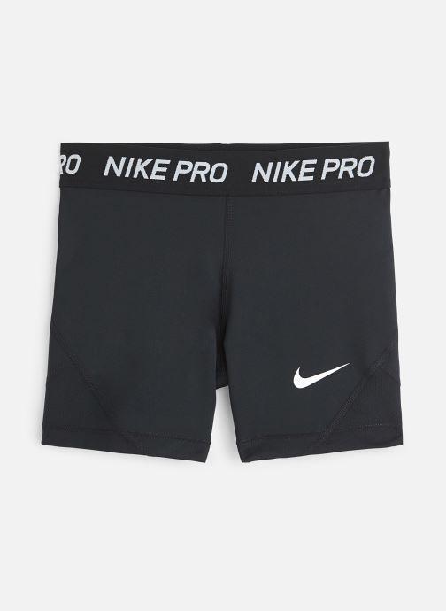 Kleding Nike Nike Pro Short Boy Zwart detail
