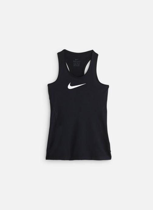 Kleding Nike Nike Pro Tank Zwart detail
