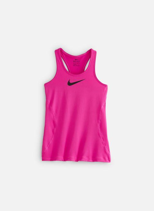 Vêtements Nike Nike Pro Tank Rose vue détail/paire