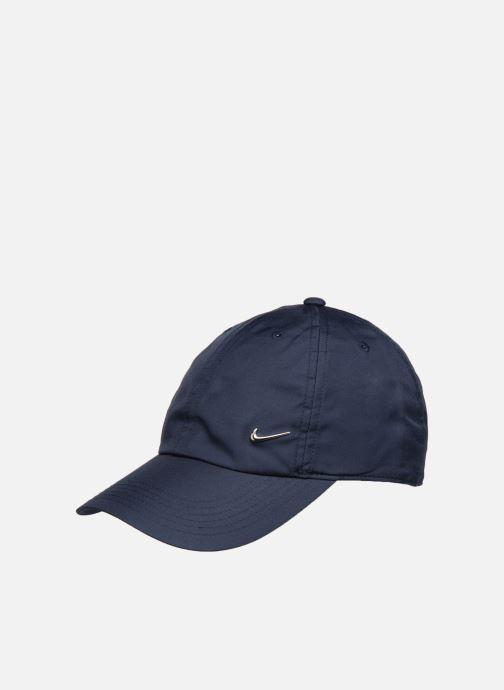 Casquettes Nike Nike Metal Swoosh JUNIOR Bleu vue détail/paire