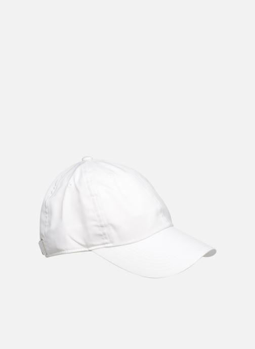 Cappellino Nike Nike Metal Swoosh JUNIOR Bianco immagine frontale