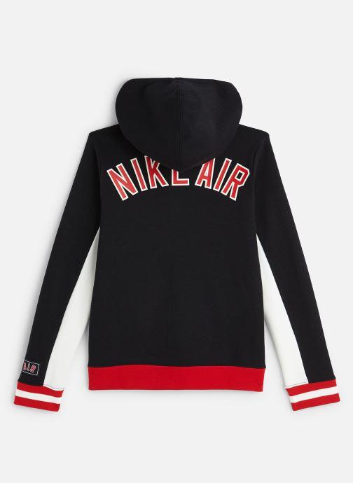 Kleding Nike Nike Air Hoodie Full Zip Zwart onder