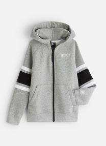 Dk Grey Heather/Black/White/White