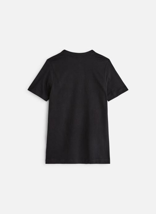 Tøj Nike Nike Sportswear Tee Futura Icon Sort se forneden