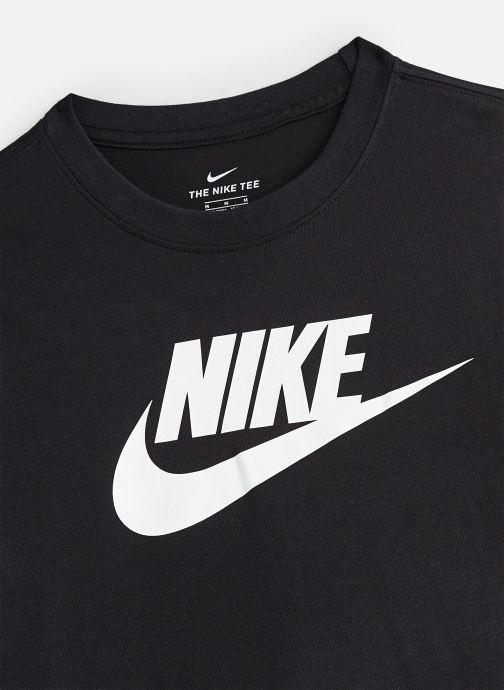 Vêtements Nike Nike Sportswear Tee Futura Icon Noir vue portées chaussures
