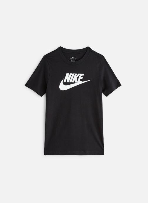Tøj Nike Nike Sportswear Tee Futura Icon Sort detaljeret billede af skoene