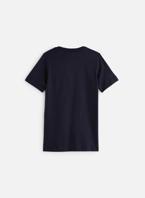Abbigliamento Nike Nike Sportswear Tee Futura Icon Azzurro immagine dal basso